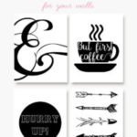 Printable wall art posters – Download for free